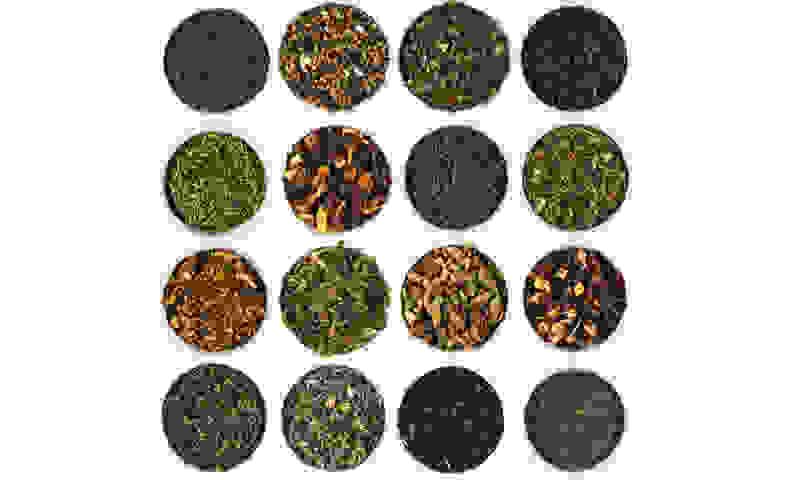 Beantown Tea & Spices Gourmet Loose Leaf Tea Sampler