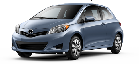 Product Image - 2013 Toyota Yaris 3-Door L