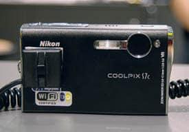 Product Image - Nikon Coolpix S7C