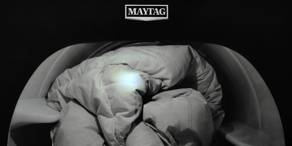 Maytag Bravos XL MGDB835DW 8.8-Cu.Ft. Gas Dryer