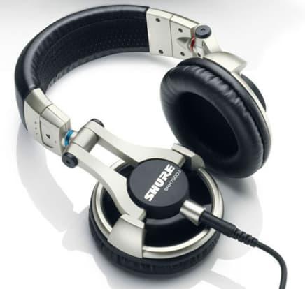 Product Image - Shure SRH 750 DJ