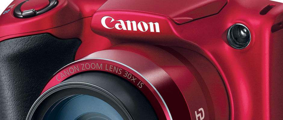 Canon Announces Two New Superzooms For Fall 2014