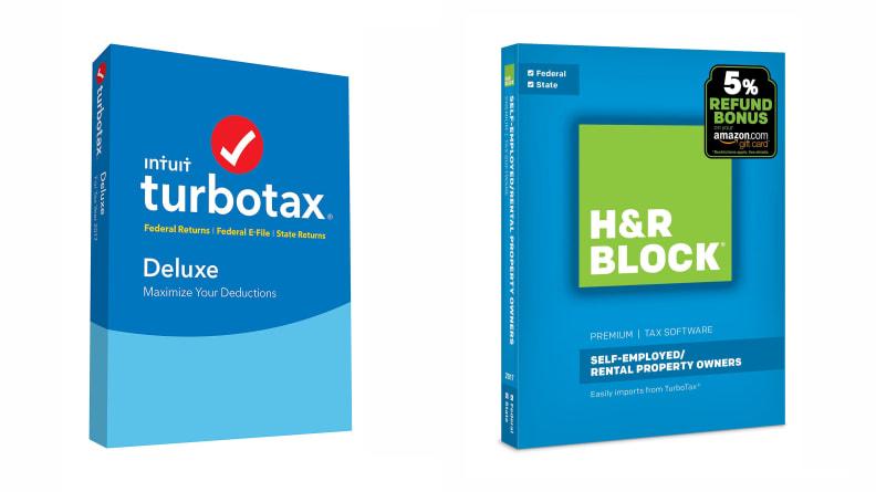 Tax software 2018