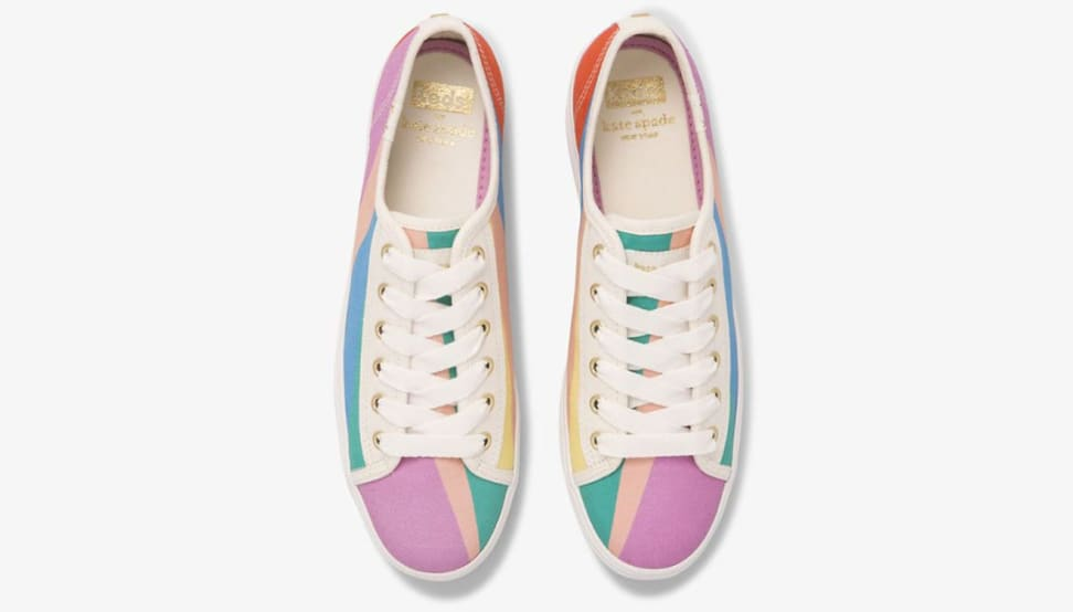 Multi-colored Ked sneakers