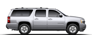 Product Image - 2012 Chevrolet Suburban Three Quarter Ton LT 4WD