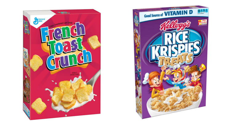 The 50 best cereals ranked reviewed refrigerators the 50 most popular cereals ranked from worst to best ccuart Image collections