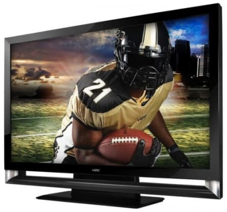 Vizio VF550XVT LCD HDTV Review - Reviewed Televisions