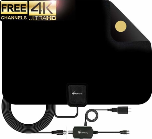 The Best Indoor HDTV Antennas of 2019 - Reviewed Televisions