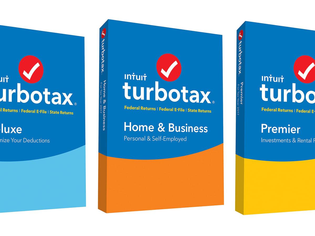 turbotax premier 2018 download sale