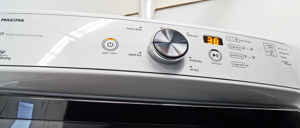 Product Image - Maytag Maxima MED3100DW
