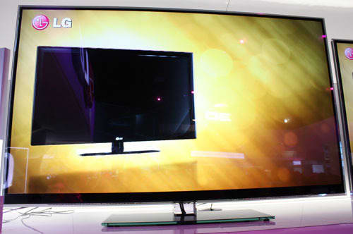 Product Image - LG 55LE9500