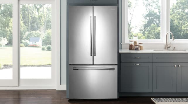 Best Affordable French Door Refrigerator: Samsung RF260BEAESR