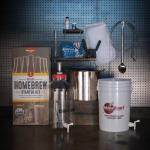 Morebeer deluxe home brewing kit