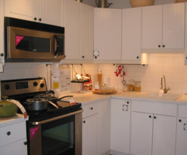 Ikea Kitchen In Store