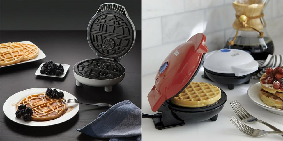 If you love brunch, you need one of these waffle makers in your kitchen