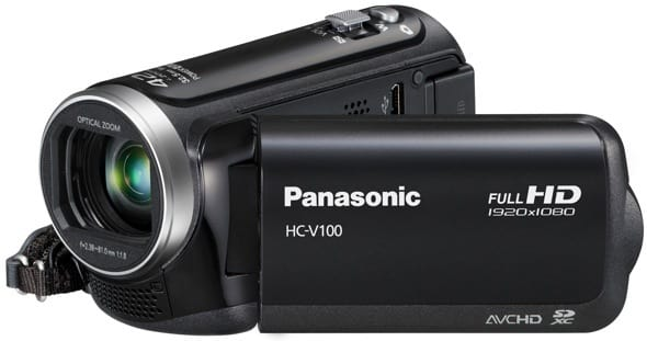 Product Image - Panasonic HC-V100M