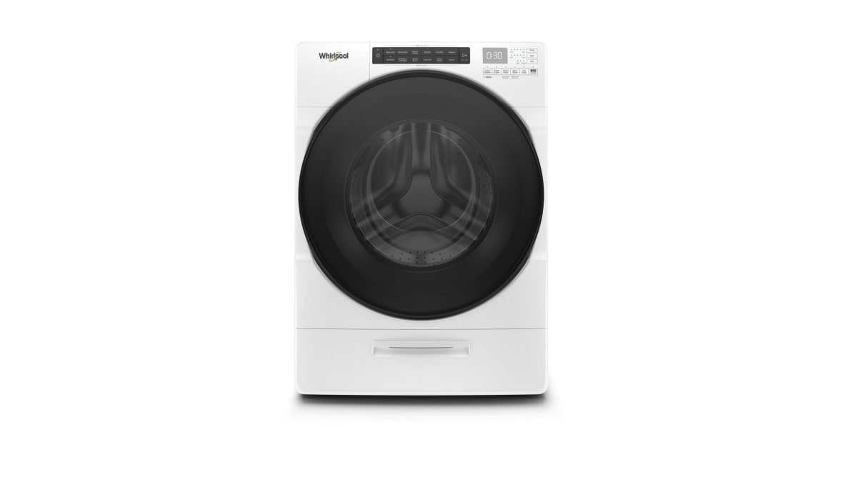 The Whirlpool WFW6620HW is jam packed with features.