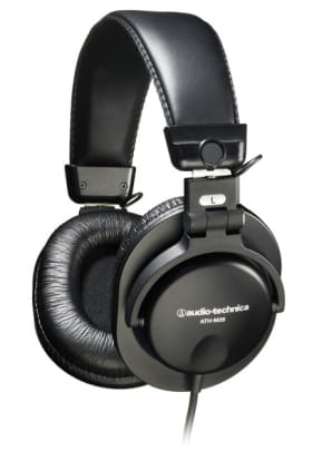 Product Image - Audio-Technica ATH-M35