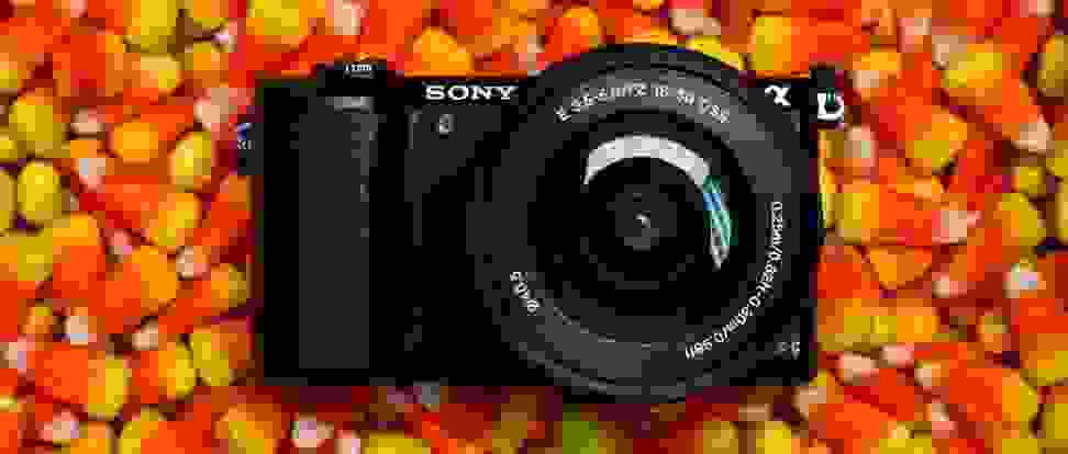 Product Image - Sony Alpha A5100