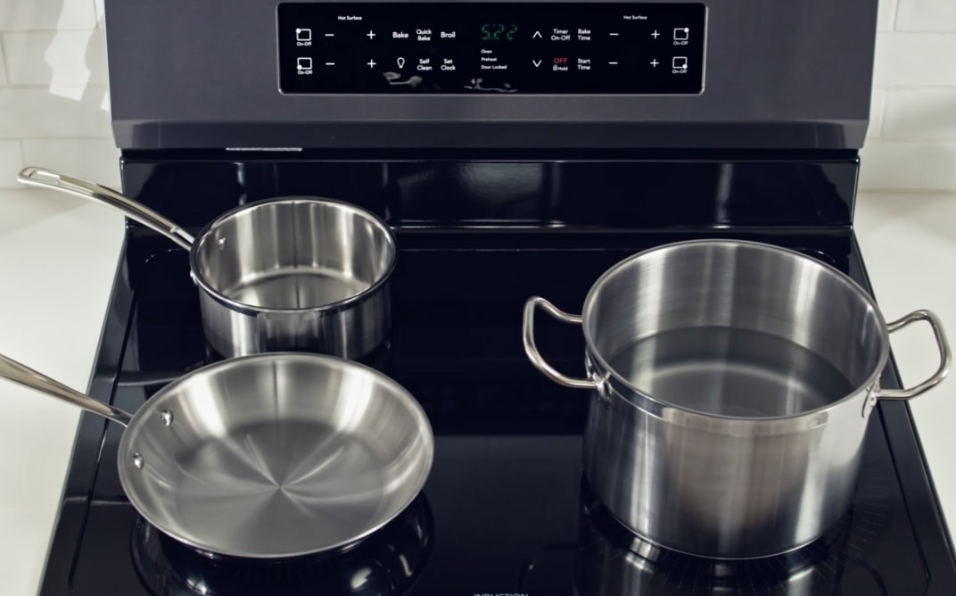 Frigidaire FFIF3054TD induction range