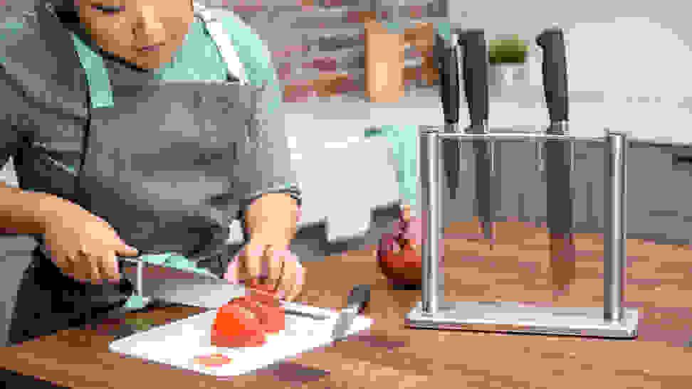 Testing Cutlery