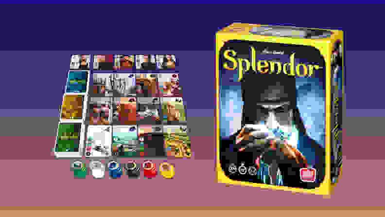 Best Gifts Under $50 - Splendor Board Game
