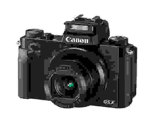 Canon G5 X Flash