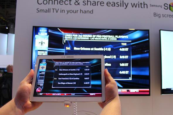 Multi-Screen Experience