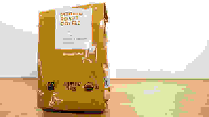 Brandless coffee