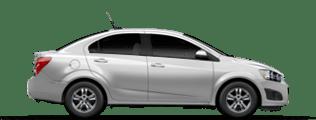 Product Image - 2012 Chevrolet Sonic Sedan LTZ Manual