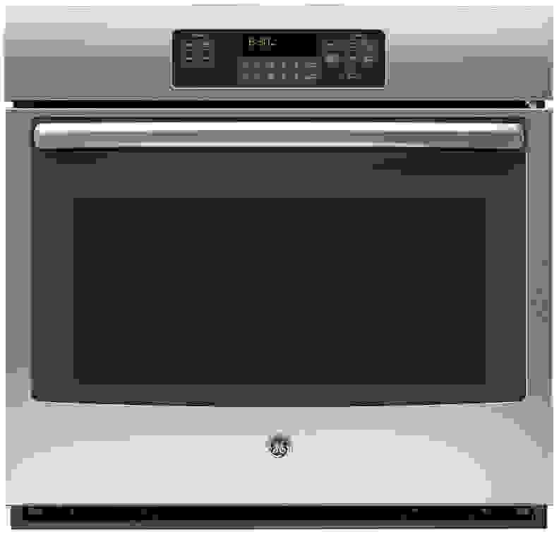 The GE JT3000SFSS 30-inch electric wall oven