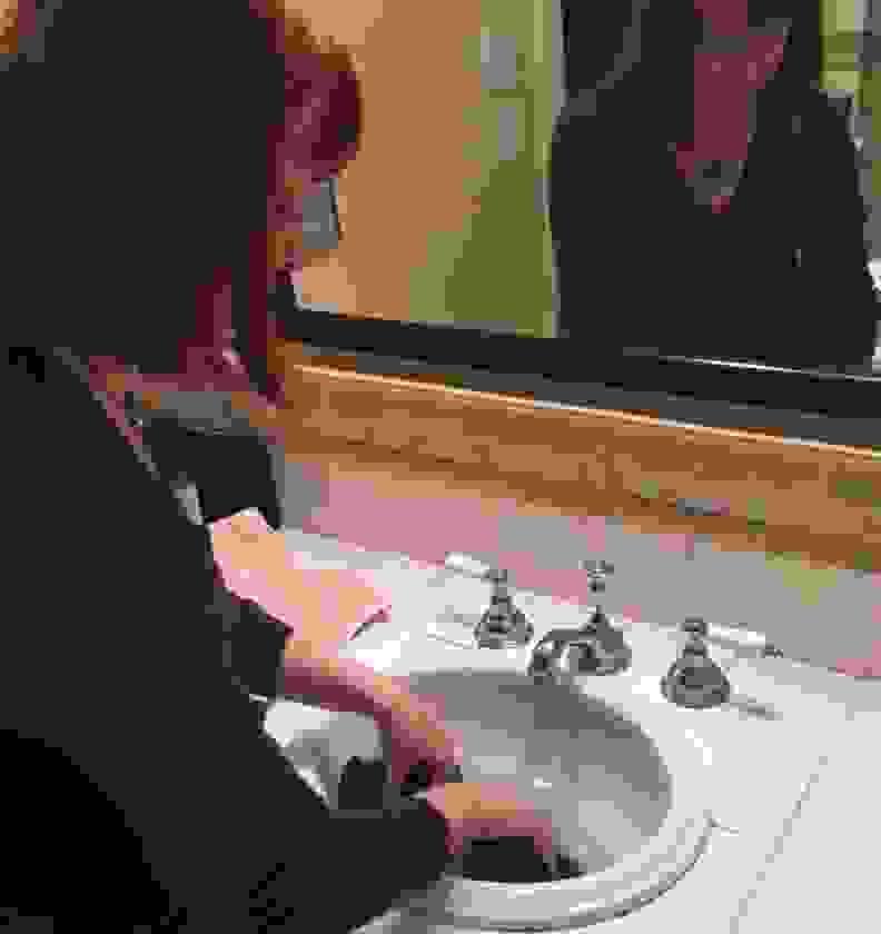 Drain-sink