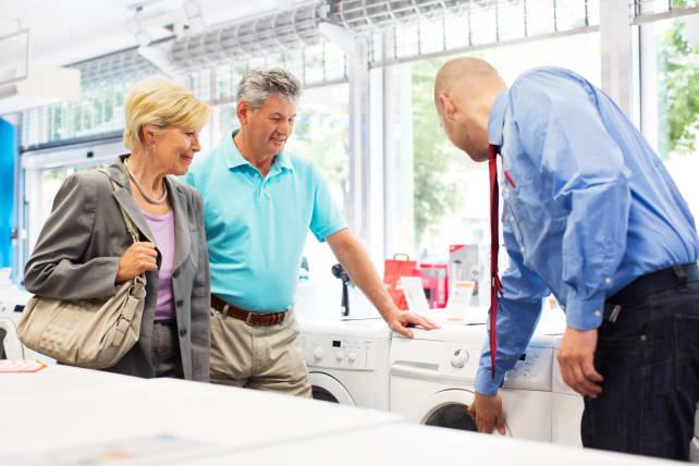 Selling appliances