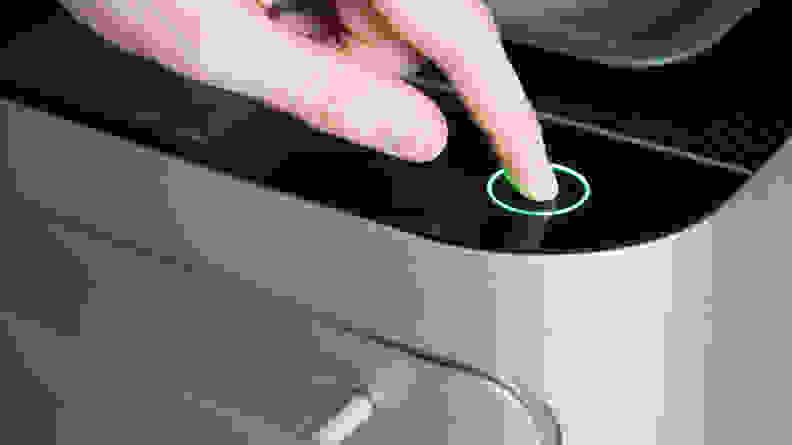 Brava Oven - Buttons