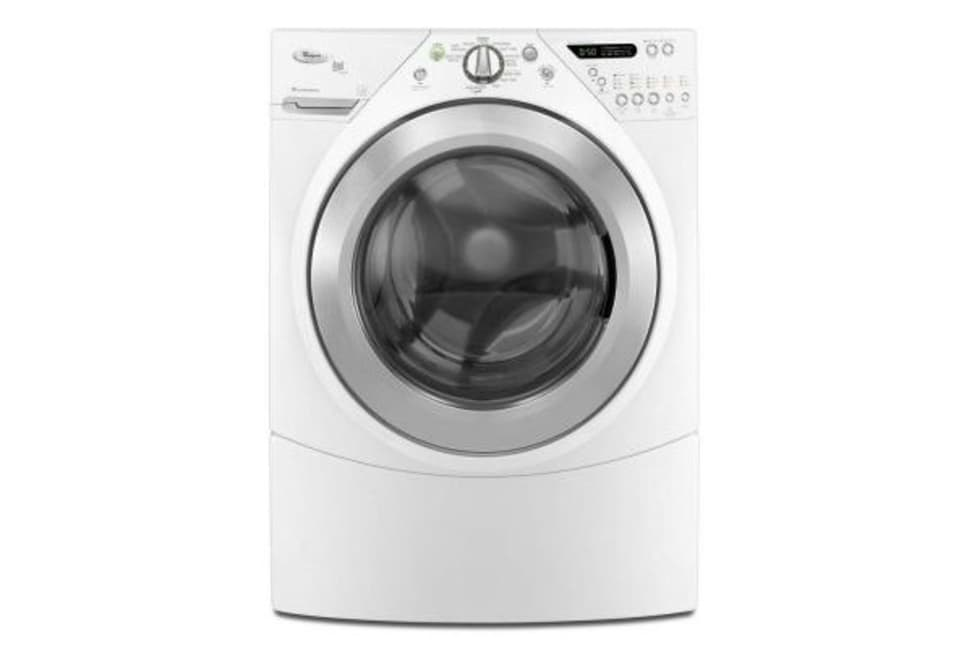 Whirlpool Front Load Washer on Sale at Home Depot - Reviewed.com Laundry
