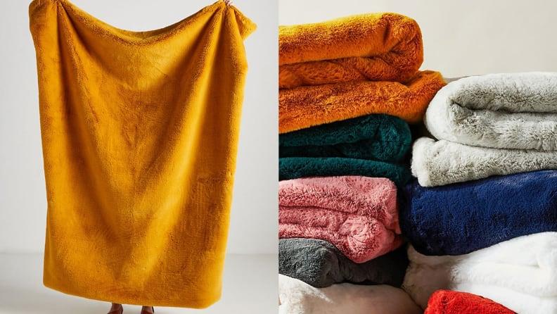 Sophie Throw Blanket