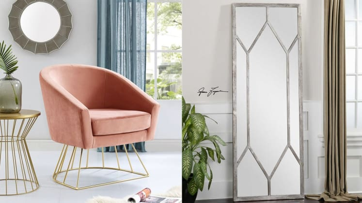Popular Home Decor Store Houzz Is Having A Massive Furniture Sale