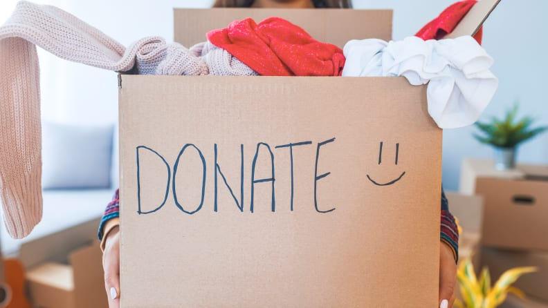 11 organizations that will pick up your donations - Reviewed