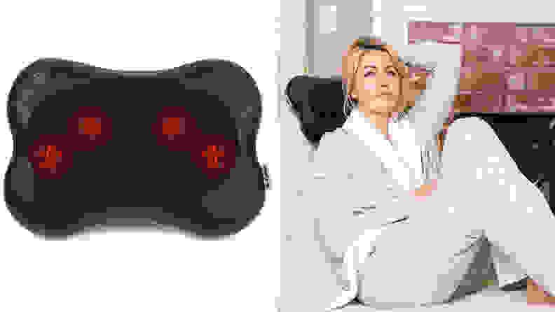 Zyllion Shiatsu Back Neck Massager