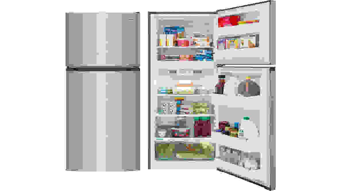 Frigidaire FFHT1425VV Top-Freezer Fridge review