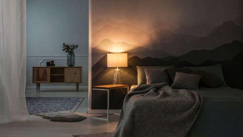 Bedroom for relaxing