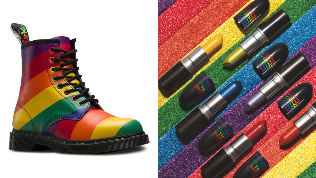 20 retailers giving back to the LGBTQ community for Pride Month