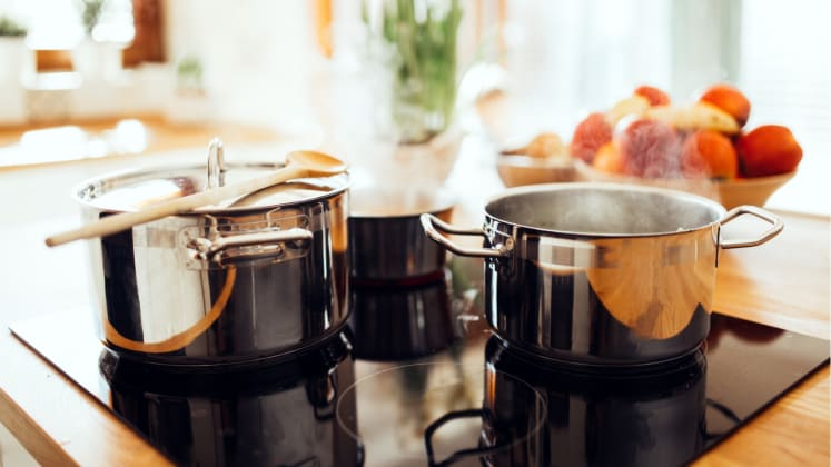 Will my pots, pans, and cookware work with induction? - Reviewed Ovens