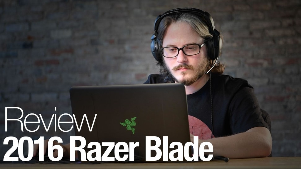Product Image - Razer Blade (Early 2016)