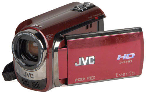 Product Image - JVC GZ-HD300