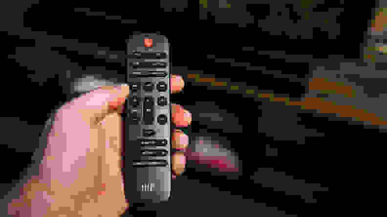 Monoprice SB-600 remote