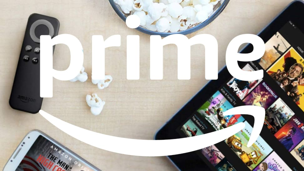 Sigh up for an Amazon Prime membership