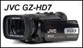 Product Image - JVC GZ-HD7