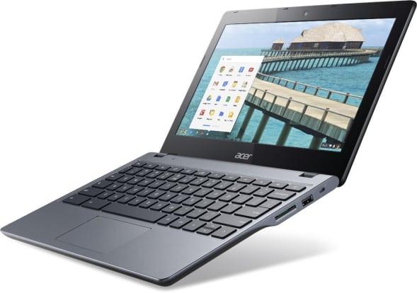 Product Image - Acer C720P-2600 Chromebook