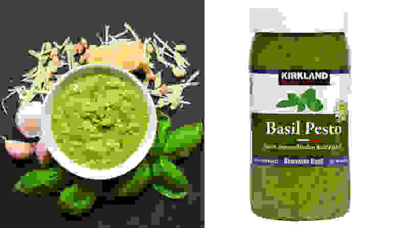 Kirkland Signature Pesto